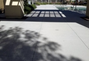 commercial swimming pool deck oc