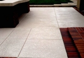 commercial decorative concrete swimming pool deck oc