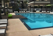 commercial pool deck refinishing oc