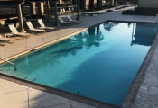commercial pool deck resealing orange county