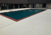 commercial pool deck sealing orange county