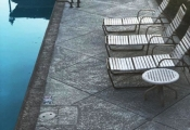 commercial pool deck solution