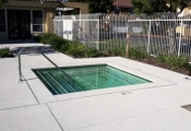 commercial swimming pool orange county