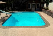 concrete pool deck overlay oc