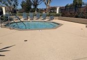 concrete pool deck refinishing san diego
