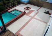 concrete pool decking oc