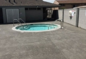 commercial pool deck refinishing