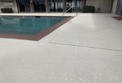 resurfacing pool deck orange county