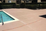 sealing commercial swimming pools orange county