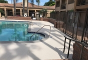 commercial pool deck resurfacing orange county