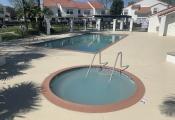 los angeles concrete pool deck sealer