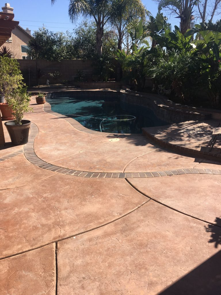 brown-acid-staining-concrete-for-a-pool-owner-in-san-diego