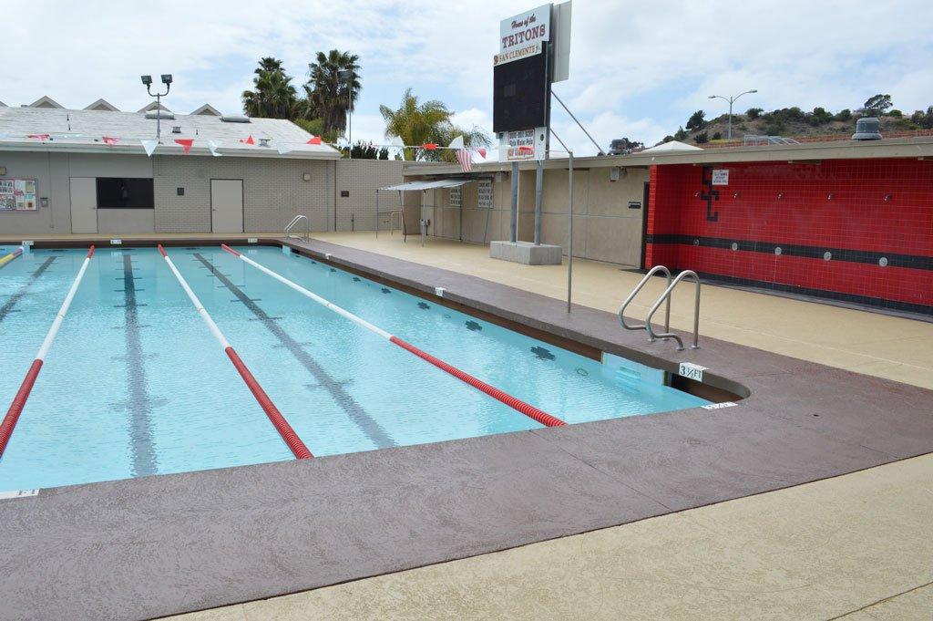 commercial pool deck coating orange county