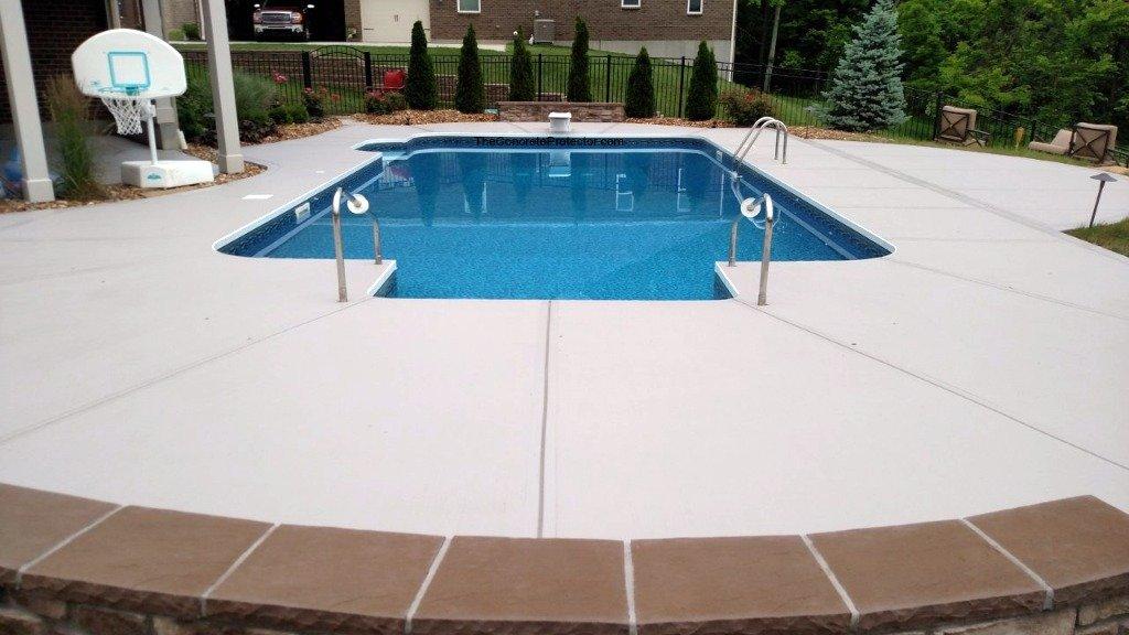 pool decks